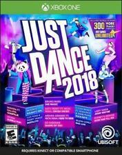 Just Dance 2018 - Microsoft Xbox One XB1 Game BRAND NEW