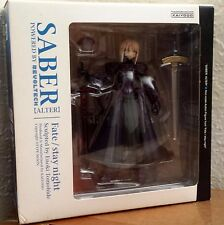 NEW REVOLTECH SABER (ALTER) FATE / STAY NIGHT PVC ACTION FIGURE KAIYODO JAPAN
