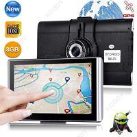 "7"" HD 1080P Wifi Andriod Car DVR Dash Cam Video Camera Recorder GPS Navigation"