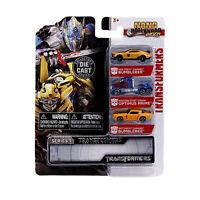 Jada Toys Nano Hollywood Rides Series 1 Transformers 3 Pack Set NEW