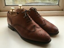 Alfred Sargent for Shipton & Heneage 'Burlington' Wingtip Brogues Oxf (Size 9F)