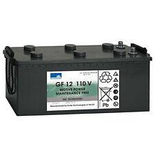 Exide GF Sonnenschein batteria GEL Dryfit Traction Blocchi GF12110V