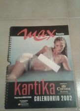 Calendario Kartika 2002 Max