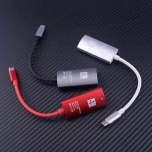 USB-C Type C zu HDMI 4K*2K Adapter Konverter für Smartphone Macbook Pro Tablet