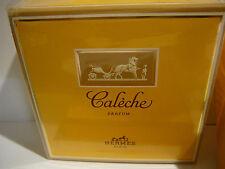 Hermes Caleche  Extrait de Parfum  7.5ml(0.25oz) splash BNIB Rare!
