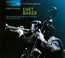 Chet Baker - Indian Summer: Jazz At The Concertgebouw [CD New]