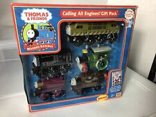 Thomas and Friends Calling All Engines! Gift Pack LC99026 Retired Rare Set