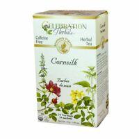 Organic Cornsilk Tea 24 Bags  by Celebration Herbals