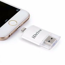32gb iDrive USB Stick per iPhone 5 6 7 iPad Air iPod Touch FLASH DRIVE LIGHTNING