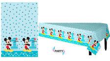 Mickey Mouse 1st Birthday Party Supplies Supplies TABLE COVER 54 x 96 Inch