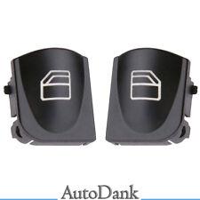 2x Fensterheber Schalter Taste Knopf Für Mercedes W203 W209 C320 C230 C240