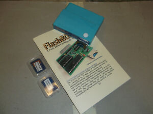 ti994a 'FlashROM99' Complete + 3d printed Case + SD Cards + Manual