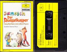 MC Janosch - Der Quasselkasper / Geschichten vom alten Popov - DGG