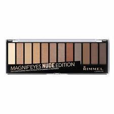 Rimmel Eyeshadow Pallette Nudes Magnif'eyes Shadow 001 Nude Edition,Cream/Browns