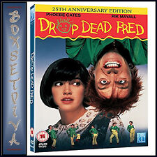 DROP DEAD FRED - 25TH ANNIVERSARY EDITION   *BRAND NEW DVD**
