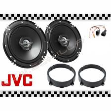 Coppia casse JVC + supporti ALFA 159 16,5cm altoparlanti