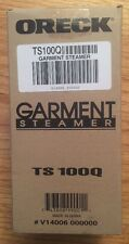 Oreck TS100 Q Lightweight and Portable Garment Travel Steamer New in Box