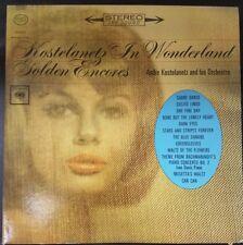 Andre Kostelanetz & His Orchestra - Kostelanetz in Wonderland LP Record