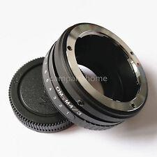 Tilt Olympus OM Lens To Micro 4/3 M4/3 Adapter GH2 G5 EP3 GF1 GF2 EPL1 EP2 G3 G2