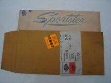 """Tank Emblème Décalque Autocollant """"Sportster"""" Harley-Davidson part-no. 61255-82"""