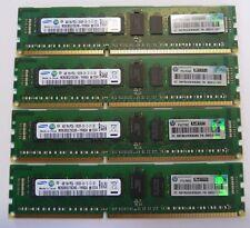 DELL 16GB 24GB 32GB (4GB Memory) R410 R510 R610 R710   PC3L-10600R DDR3-1333MHz