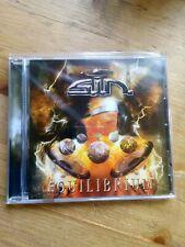 Sin - Equilibrium CD