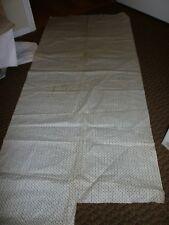 Antique Shirting Fabric *Brown Stripe*