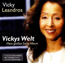 "Vicky leandros ""mon grand song-album"" 2cd-set 36 tracks Edel 2006 NOUVEAU & OVP"