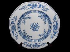 "Villeroy & Boch Heinrich China Blue Pattern Chop Plate 12 1/8"" Unused w2s6"