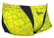 Rally-Men's swimsuit SPQ0355US Yellow Green Size 30 KR Size 95