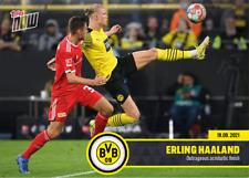 ➠ Topps Now BVB | #3 Erling Haaland - Borussia Dortmund (PreOrder) EN
