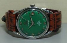 Vintage Titoni Airmaster Rotomatic Date Mens Watch Old Used R321 Antique