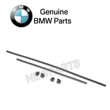 For BMW F10 528i 535d xDrive ActiveHybrid 5 Front Wiper Blade Insert Set Genuine
