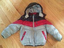 Diesel Boys Kids Children Down Jacket Coat With Detachable Hood Size 3. Gorgeous