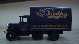 Lledo Days Gone - Hamleys - DG 28021 - 1934 Mack Canvas Back Truck