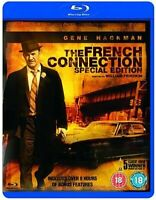 The French Connection [Blu-ray] [1971] [Region Free] [DVD][Region 2]