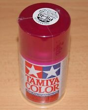 Tamiya PS-40 TRANSLUCENT PINK R/C Spray Paint FOR POLYCARBONATE (100ml) 86040