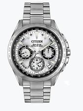 Citizen Eco Drive Mens Satellite Wave F900 GPS World SUPER TITANIUM CC9010-74A