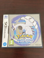 Nintendo Ds Pokemon SoulSilver Authentic - FRENCH VERSION - Complete - Tested