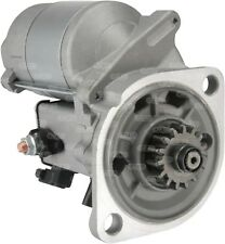 Starter Motor Yanmar  4JH  3TNE82A 124520-77011 Gear Reduction Starter