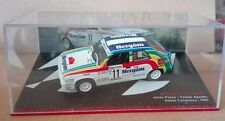 "DIE CAST "" REANULT 11 TURBO RALLYE CATALUNYA - 1987 "" SCALA 1/43"