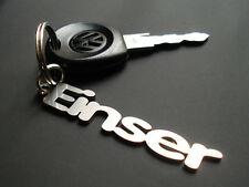 VW Golf 1 Schlüsselanhänger Einser GTI G60 VR6 TDI R32 R32 CL GT Caddy GTD MK1