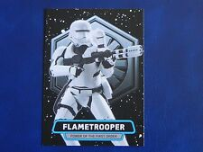 TOPPS Star Wars Journey To The Force Awakens First Order FO-5 Flametrooper