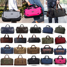 Sports Handbag Extra Large Holdall Travel Duffle Work Bag Overnight Luggage Bag