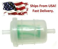 Sea-Doo PWC and Jet Boat 2 Stroke Carbureted Engine High Flow Inline Fuel Filter