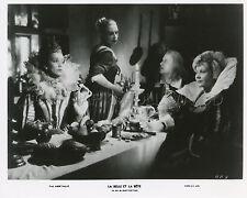 JEAN COCTEAU JOSETTE DAY LA BELLE ET LA BETE 1946 VINTAGE PHOTO R70 #12