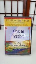 Law of Attraction in Action Episode II (DVD, 2007 2-Discs) Keys To Freedom