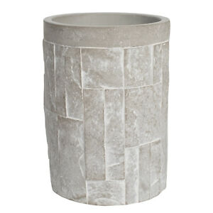 Avalon Bath Accessory Collection Concrete Bathroom Tumbler
