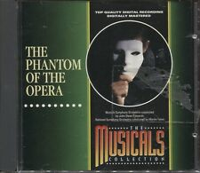 The Musicals Collection - The Phantom of the Opera CD