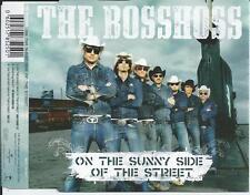 THE BOSSHOSS - On the sunny side of the street CDM 3TR Enh EU RELEASE 2008 RARE!